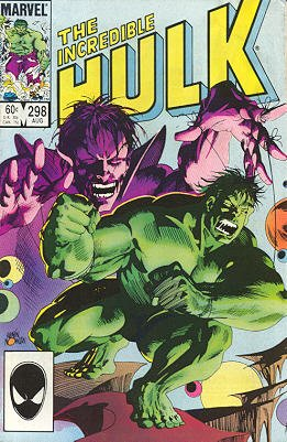 The Incredible Hulk # 298