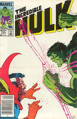 The Incredible Hulk # 299