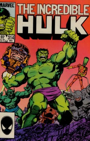 The Incredible Hulk # 314