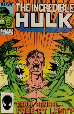 The Incredible Hulk # 315
