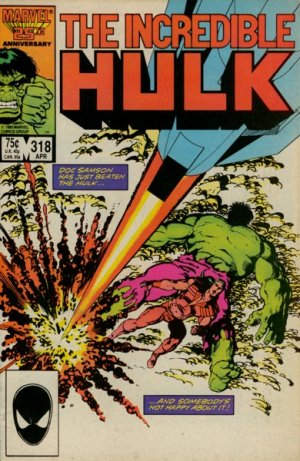 The Incredible Hulk # 318