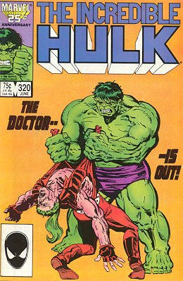 The Incredible Hulk # 320