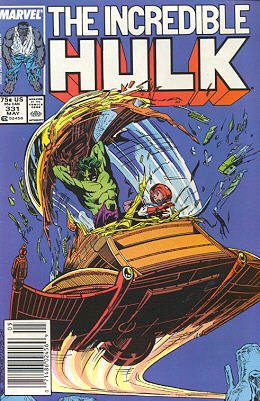 The Incredible Hulk # 331