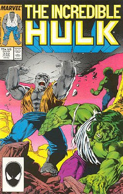 The Incredible Hulk # 332