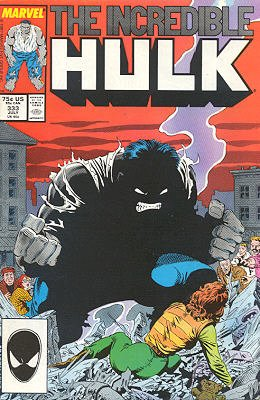 The Incredible Hulk # 333
