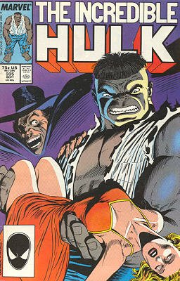 The Incredible Hulk 335 - The Evil That Men Do!
