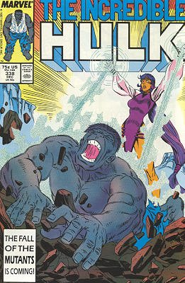 The Incredible Hulk # 338