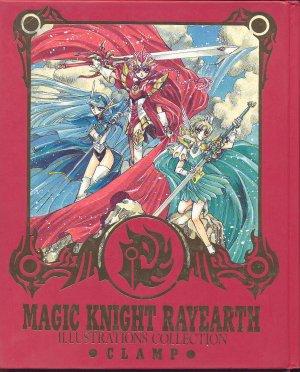 Magic knight rayearth édition ARTBOOKS