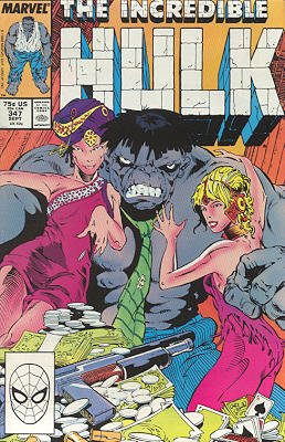 The Incredible Hulk # 347