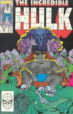 The Incredible Hulk # 351