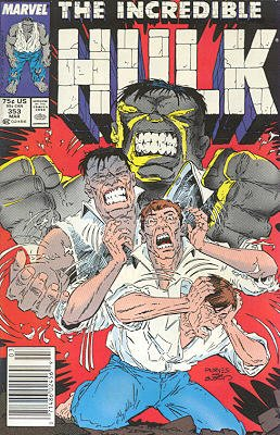 The Incredible Hulk # 353