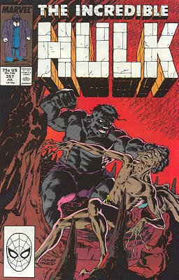 The Incredible Hulk # 357