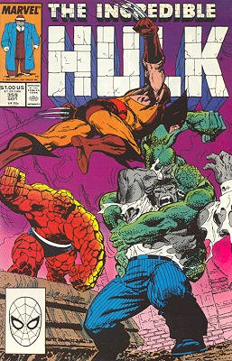 The Incredible Hulk # 359