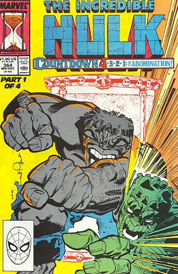 The Incredible Hulk # 364