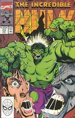The Incredible Hulk # 372