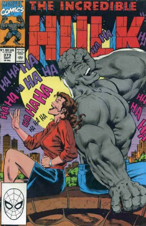 The Incredible Hulk # 373 Issues V1 Suite (1968 - 1999)