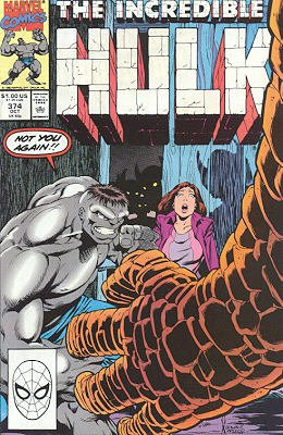 The Incredible Hulk # 374 Issues V1 Suite (1968 - 1999)