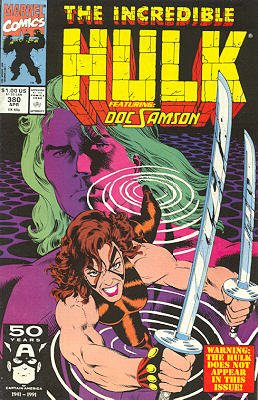 The Incredible Hulk # 380 Issues V1 Suite (1968 - 1999)