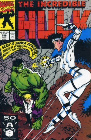 The Incredible Hulk # 386