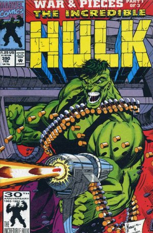 The Incredible Hulk # 390