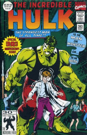 The Incredible Hulk # 393