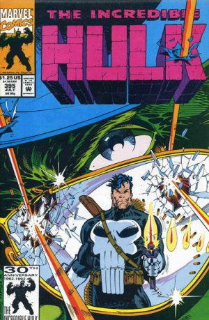 The Incredible Hulk # 395