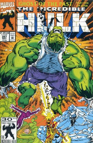 The Incredible Hulk # 397