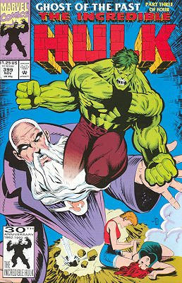 The Incredible Hulk # 399