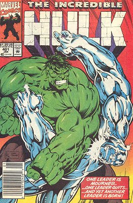 The Incredible Hulk # 401