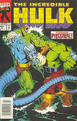 The Incredible Hulk # 407