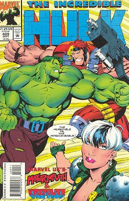 The Incredible Hulk # 409