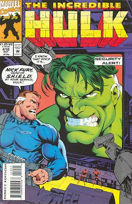 The Incredible Hulk # 410