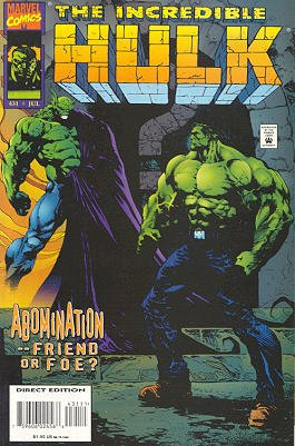 The Incredible Hulk # 431