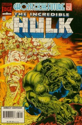 The Incredible Hulk # 438
