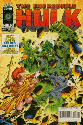 The Incredible Hulk # 443