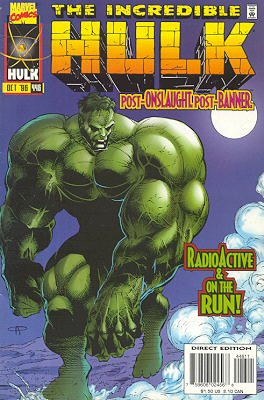 The Incredible Hulk 446 - I'll Take Manhattan