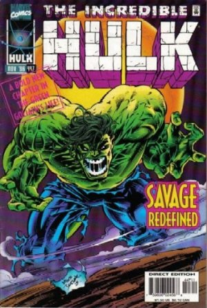 The Incredible Hulk # 447