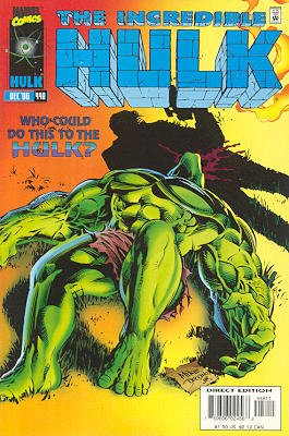 The Incredible Hulk # 448