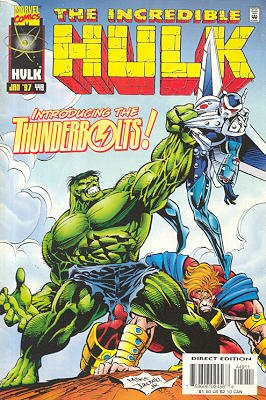 The Incredible Hulk # 449