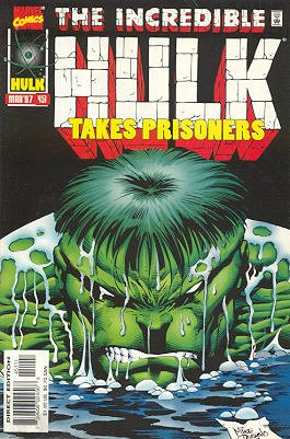 The Incredible Hulk # 451