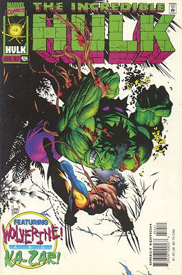 The Incredible Hulk # 454
