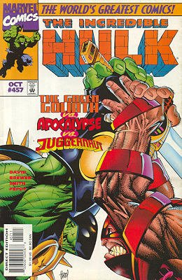 The Incredible Hulk # 457