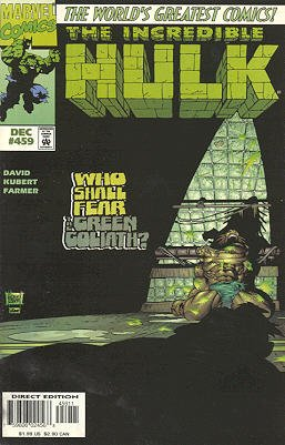 The Incredible Hulk # 459