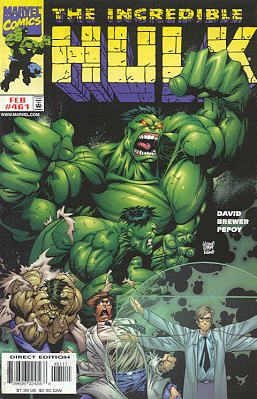 The Incredible Hulk # 461