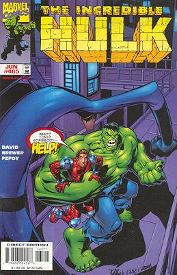 The Incredible Hulk # 465