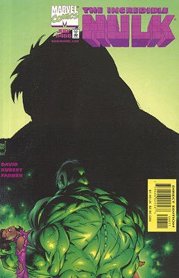 The Incredible Hulk # 466