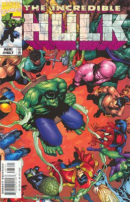 The Incredible Hulk # 467