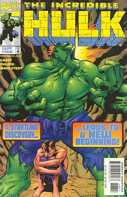 The Incredible Hulk # 468