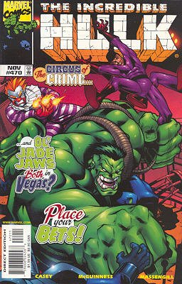 The Incredible Hulk # 470