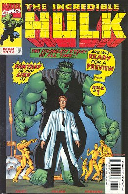 The Incredible Hulk # 474